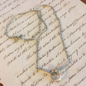 Vintage Trifari Knot Necklace